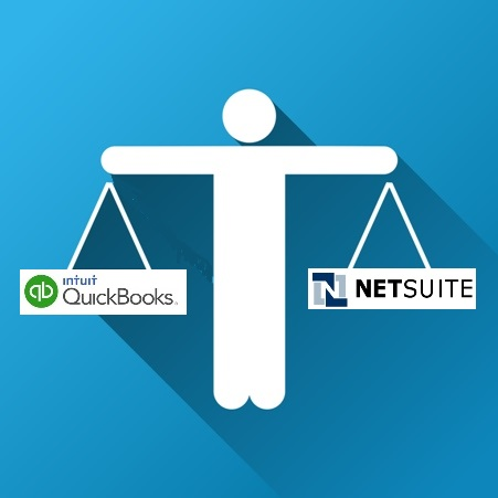 QuickBooks vs. NetSuite: Learn Which Software is Best for Your Company with this Webinar